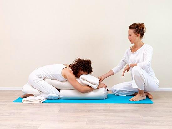 Post Pregnancy Yoga